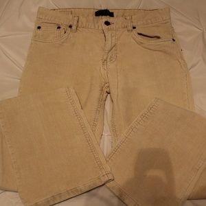 EUC  CFM Light Cord Ladies Pants Sz 7/8